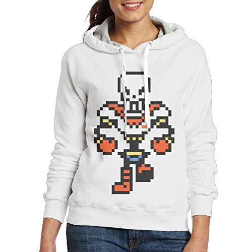 [UFBDJF20 Undertale Papyrus Women's Fleece SweatshirtWhite XXL] (Incredible Hulk Costume Ideas)