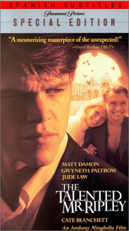 Talented Mr. Ripley [VHS] (Gregory Dickie)