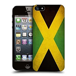 Head Case Designs Jamaica Jamaican Flag Protective Snap Case for Apple iphone 5c