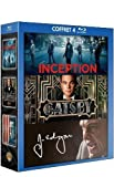 Coffret Leonardo DiCaprio - Inception + Gatsby le magnifique + J. Edgar [Blu-ray]