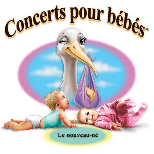 Concerts pour bébés - Le nouveau-né