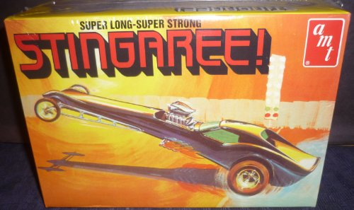 AMT Stingaree Show Dragster 1/25 Scale Model Car Kit
