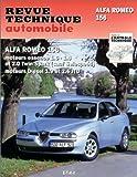 Image de rta 627.1 alfa romeo 156 essence et diesel