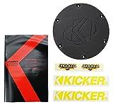 "10"" Kicker Subwoofer+Custom Center Console"