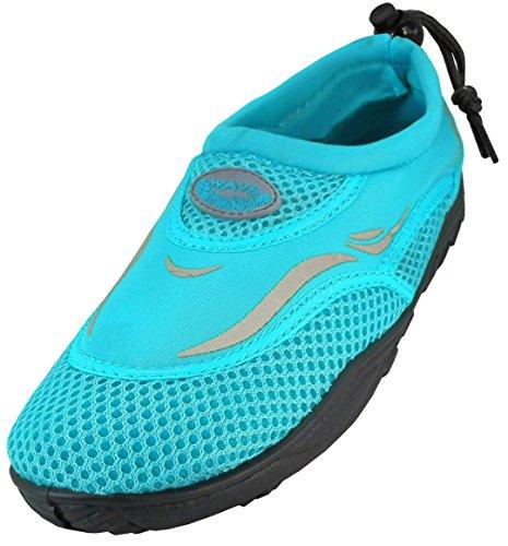 Mesh On 8 Fuchsia 's Dry Women US Slip Cambridge Shoe B M Neon Water Toe azul Quick Neon Closed Select AXzqzw