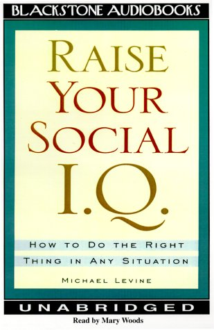 Raise Your Social IQ: Library Edition