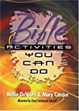 img - for Bible Activities You Can Do book / textbook / text book
