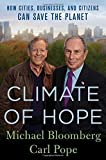 img - for Climate of Hope: How Cities, Businesses, and Citizens Can Save the Planet book / textbook / text book