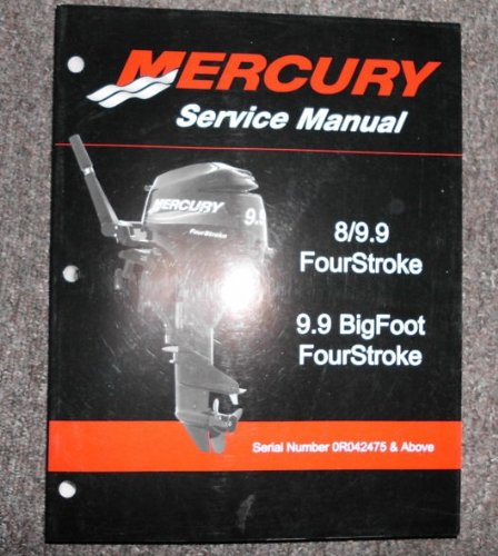2005 Mercury 8 9.9 Fourstroke Bigfoot Service Manual