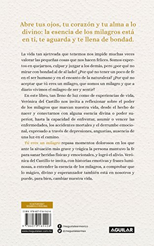 Tú eres un milagro / You Are a Miracle (Spanish Edition)