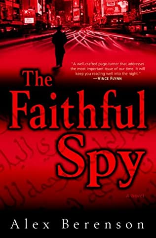 book cover of The Faithful Spy