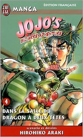 Livres gratuits Jojo's bizarre adventure, tome 4 : Dans la salle du dragon à deux têtes pdf