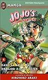 Jojo's bizarre adventure, tome 4 : Dans la salle du dragon à deux têtes par Araki