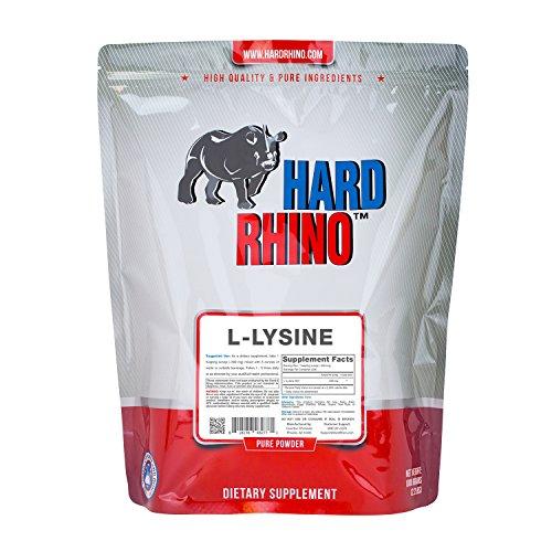 Hard Rhino L Lysine Powder