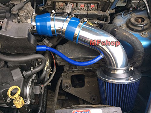 Pt Cruiser Turbo Engine - 2001 2002 2003 2004 2005 2006 2007 2008 2009 Chrysler PT Cruiser 2.4L L4 Non-Turbo Air Intake Filter Kit System (Blue Filter & Accessories)