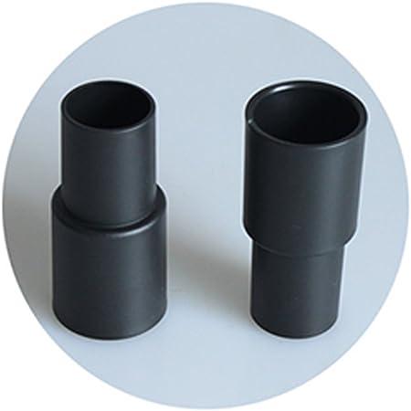 EMVANV - Adaptador de manguera universal de plástico para aspiradora, 32 mm a 35 mm, para aspiradora, accesorios de cabeza: Amazon.es: Hogar
