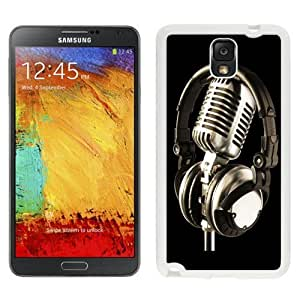 NEW Custom Diyed Diy For Mousepad 9*7.5Inch Phone With Mic And Headphones_White Phone