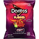 Doritos Reduced Fat Tortilla Chips, Flamas Flavored, 1 Ounce (Pack of 72)