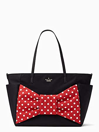8c065327a679 Amazon.com : Disney Kate Spade New York for Minnie Mouse Bethany Baby Diaper  Bag : Baby