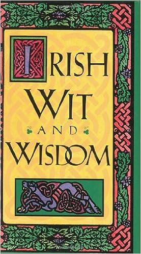 Amazon com: Irish Wit and Wisdom (Mini Books) (9780880880688