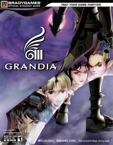 Download Grandia III Official Strategy Guide (Brady Games) ebook