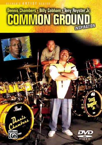 Common Ground (Inspiring Drummers Series)