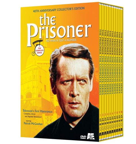 The Prisoner: The Complete Series (40th Anniversary Collector's Edition) by A&E