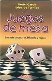 img - for Juegos de mesa (Spanish Edition) book / textbook / text book