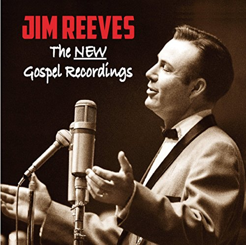 Jim Reeves The New Gospel Recordings: 34 tracks, new music