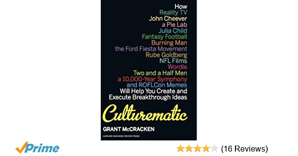 Culturematic How Reality Tv John Cheever A Pie Lab Julia Child