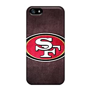 Iphone 5/5s DVM17815wEYt Support Personal Customs Nice San Francisco 49ers Skin High Quality Hard Phone Case -AlissaDubois