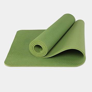 JIUYITECH Estera de Yoga Manta de Yoga Profesional ...