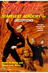 Deceptions (STAR TREK: THE NEXT GENERATION: STARFLEET ACADEMY) Paperback