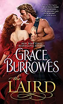 The Laird (Captive Hearts Book 3) by [Burrowes, Grace]