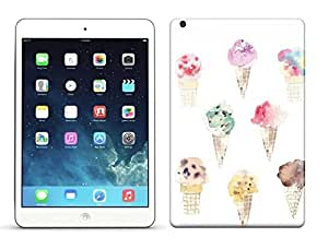 StarFisher Design High Quality Eight Happy Ice Cream Cones Cover Case With Excellent Style For Ipad Mini/mini 2