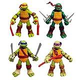 Unbranded 4 PC Set USA Teenage Mutant Ninja...
