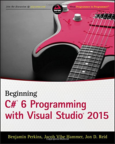 Beginning Visual C# 2015 Programming ISBN-13 9781119096689