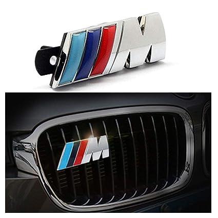 3D Auto Car Metal Hood Front Grilles Grill Badge Emblem Fit Jeep Black