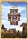 How the West Was Won (Three-Disc Special Edition) [DVD] [1963] [1962]