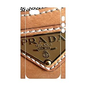 Prada Logo for iPhone 5 5S 3D Custom Cell Phone Case Cover 99TY005175