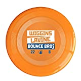 AOLM Minnesota Sport Bounce Brothers #8 And #22 Outdoor Game Frisbee Sport Disc Orange