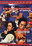 Red Dragon of Shaolin / Legend of the Tiger by Ground Zero by Lung Hsiao