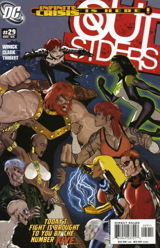 Outsiders (3rd Series) #29 VF/NM ; DC comic book ()