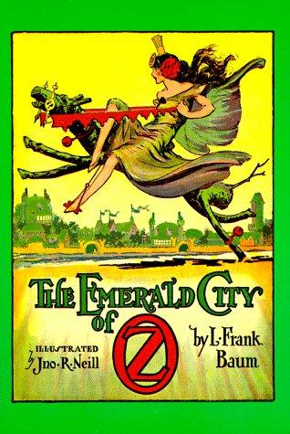 The Emerald City of Oz (Dover Children's Classics)