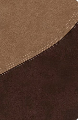John Leather (NIV, The MacArthur Study Bible, Imitation Leather, Brown, Indexed)