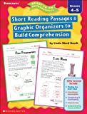 Short Reading Passages & Graphic Organizers to Build Comprehension: Grades 4–5 -do not use, refreshed as 0-545-23456-5 (Ready-To-Go Reproducibles)