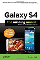 Galaxy S4: The Missing Manual Front Cover