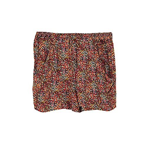 Multi mini skirts size 36 Sichaya Printed Multi Coloured Rayon Divided Mini Skirt Size Free Size Outfit And Trend