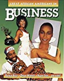 Great African Americans in Business, Pat Rediger, 0865058172