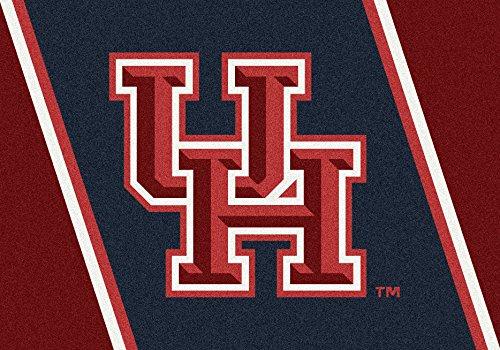 NCAA Team Spirit Rug - Houston Cougars, 7'8'' x 10'9'' by Millilken